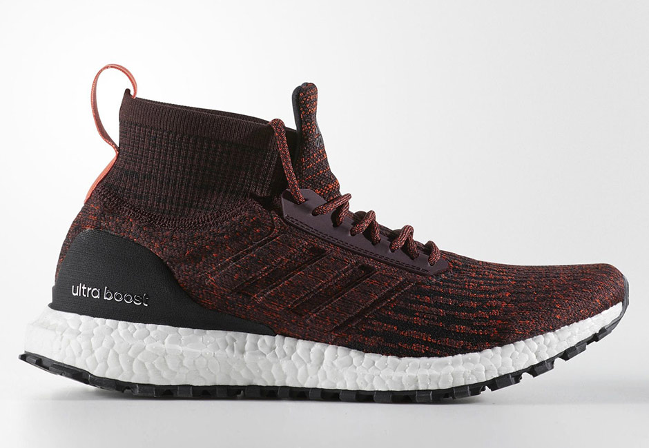 8d918952a4579 adidas Ultra Boost ATR Mid Burgundy S82035 Closer Look – Fastsole