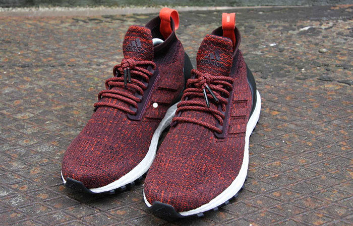 huge discount 9bc0c 3cbc6 adidas Ultra Boost ATR Mid Burgundy – S82035