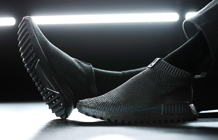 adidas x The Good Will Out NMD CS1 Trail Black 05