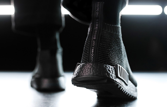 adidas x The Good Will Out NMD CS1 Trail Black 07