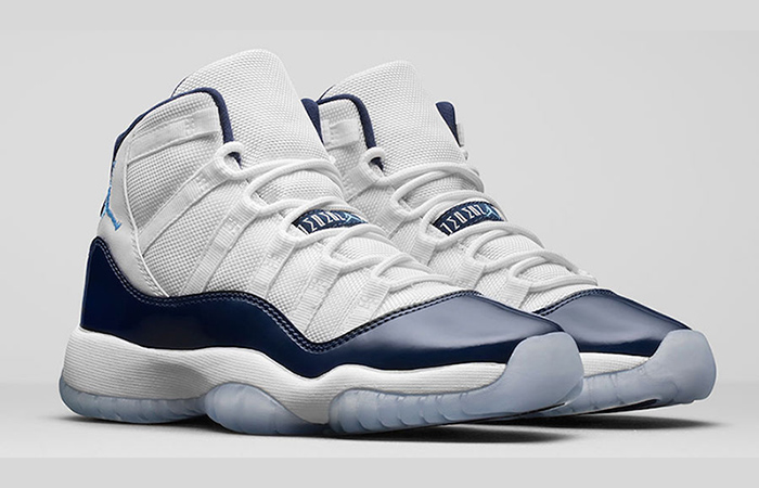 Air Jordan 11 Navy Win Like 82 378037-123 Buy New Sneakers Trainers FOR Man Women in United Kingdom UK Europe EU Germany DE 03