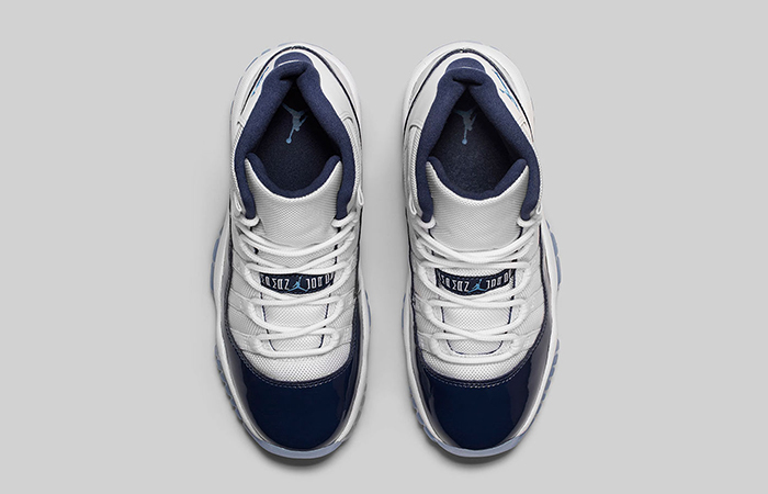 Air Jordan 11 Navy Win Like 82 378037-123 Buy New Sneakers Trainers FOR Man Women in United Kingdom UK Europe EU Germany DE 04