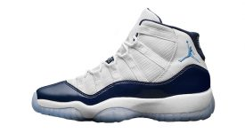 Air Jordan 11 Navy Win Like 82 378037-123 Buy New Sneakers Trainers FOR Man Women in United Kingdom UK Europe EU Germany DE 06