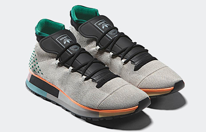 Alexander Wang adidas Run Mid Beige AC6845 01