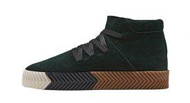 Alexander Wang adidas Skate Mid Green AC6851 02