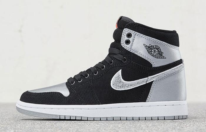 Closer Look at the Nike Air Jordan 1 Shadow Satin Aleali AJ5991-062 0 Feature
