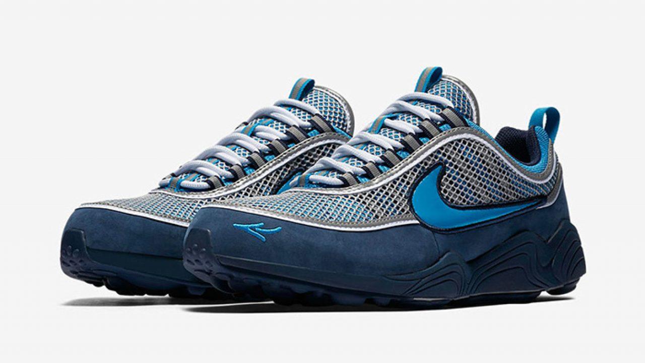 On Foot: Nike x Stash Air Zoom Spiridon