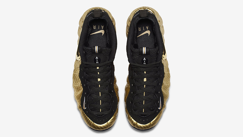 2d1803e61587f The Nike Air Foamposite Pro Metallic Gold is releasing on October 19th via  all the select UK and European retailers. These might just be the dazzling  ...