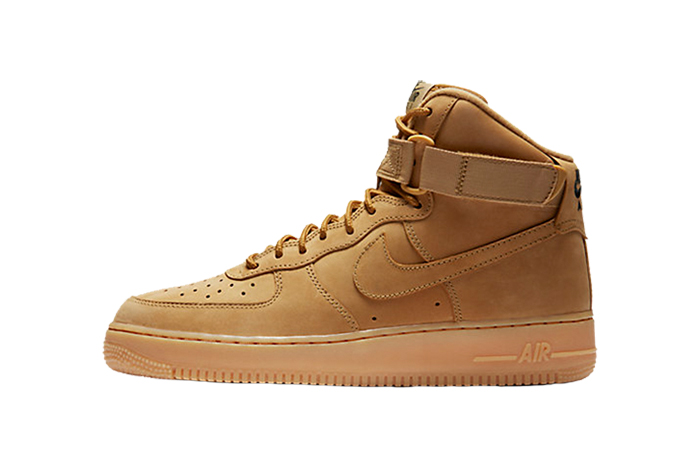 Nike Air Force 1 High 07 LV8 Flax 882096 200 – Fastsole