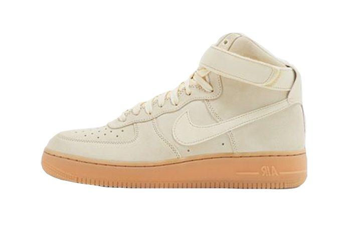 Nike Air Force 1 Low 07 Suede 'Mushroom' New Release