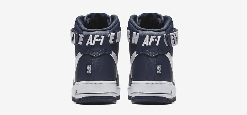Nike Air Force 1 High Statement Game Navy First Look 03