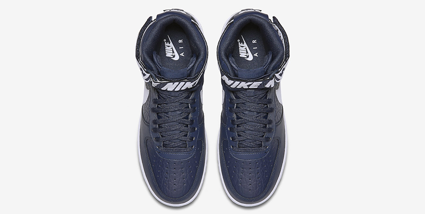 Nike Air Force 1 High Statement Game Navy First Look 04