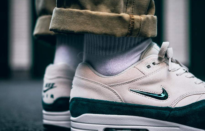 45438e944ff0 ... Nike Air Max 1 Jewel Atomic Teal 918354-003 Buy New Sneakers Trainers  FOR Man ...