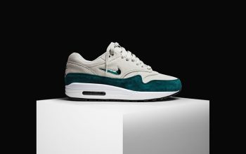 Nike Air Max 1 Jewel Atomic Teal First Look 918354-003 Buy New Sneakers Trainers FOR Man Women in United Kingdom UK Europe EU Germany DE 03