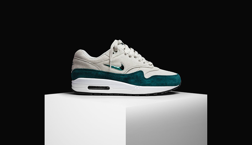 6d665a46f3cc The white tongue has Nike branding too. Clean white laces and midsole with  Air-Sole unit finish up the look. Nike Air Max 1 Anniversary OG Red releases  on ...