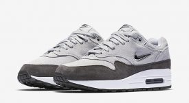 Nike Air Max 1 Jewel Grey Black AA0512-002 Buy New Sneakers Trainers FOR Man Women in UK Europe EU Germany DE 03