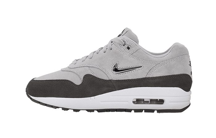 Nike Air Max 1 Jewel Grey Black AA0512-002 Buy New Sneakers Trainers FOR Man Women in UK Europe EU Germany DE 04