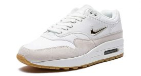 Nike Air Max 1 Jewel White Womens AA0512-100 Buy New Sneakers Trainers FOR Man Women in UK Europe EU Germany DE 01