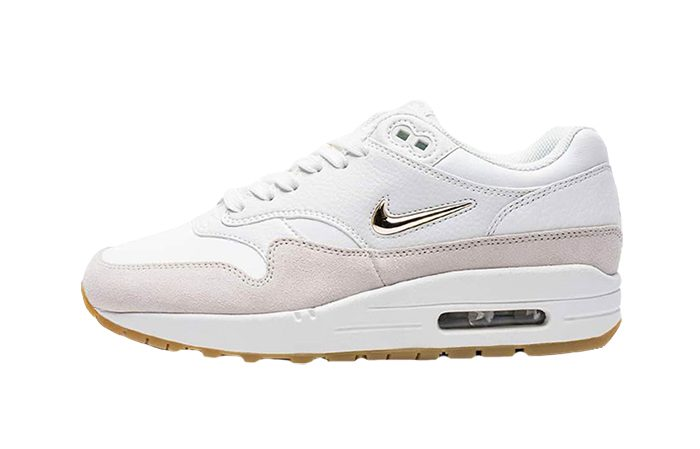 Nike Air Max 1 Jewel White Womens AA0512-100 Buy New Sneakers Trainers FOR Man Women in UK Europe EU Germany DE 03