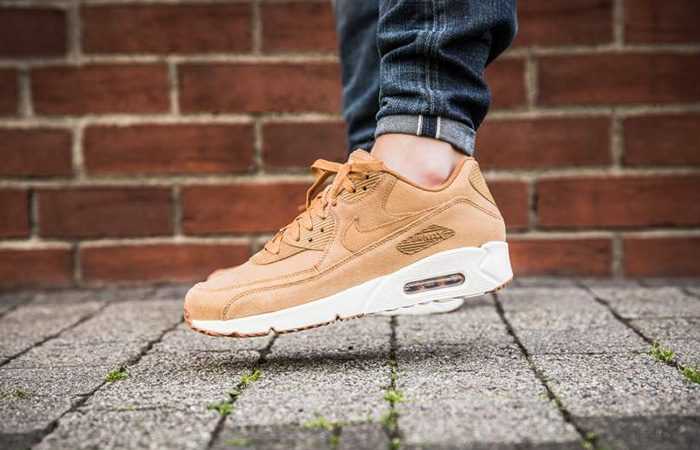 nike air max 90 ultra 2.0 leather brown