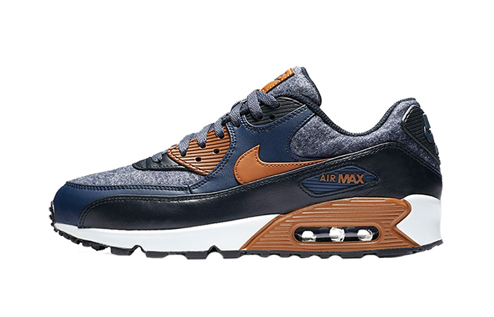 Nike Air Max 90 Wool Thunder Blue 700155 404 – Fastsole