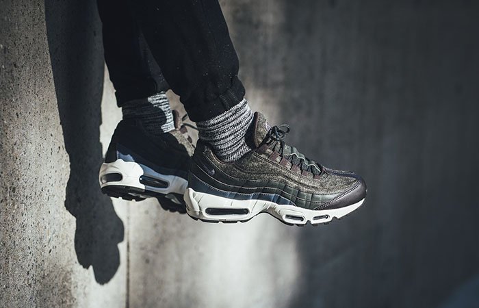 Nike Air Max 95 Wool Sequoia Premium 538416 300