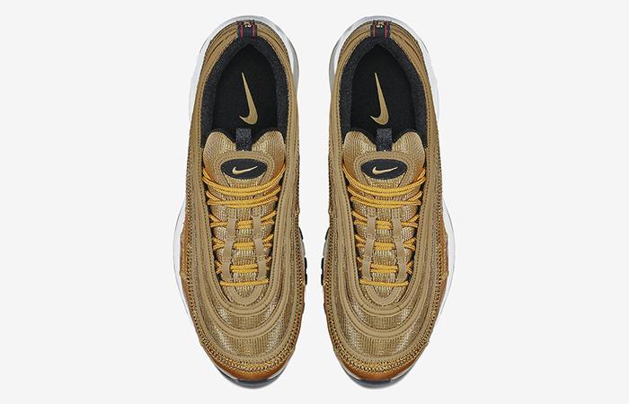 6f90771e53148 Nike Air Max 97 CR7 Gold AQ0655-700