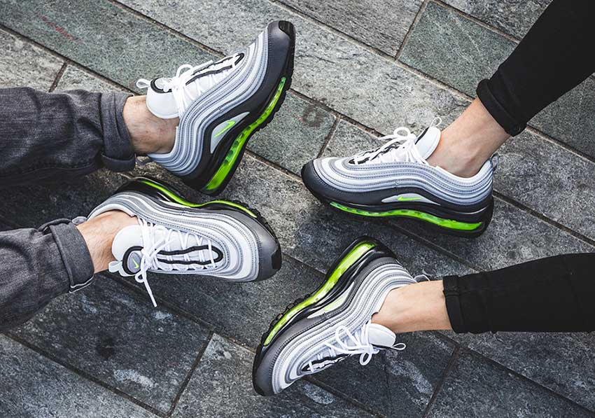 c307672d2b Nike Air Max 97 Neon will have a great impact on the recent hype for the Air  Max craze! Swoosh has been showering majestic classics in bold and unique  ...