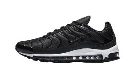 Nike Air Max Plus 97 Black AH8144-001 Buy New Sneakers Trainers FOR Man Women in UK Europe EU Germany DE 04