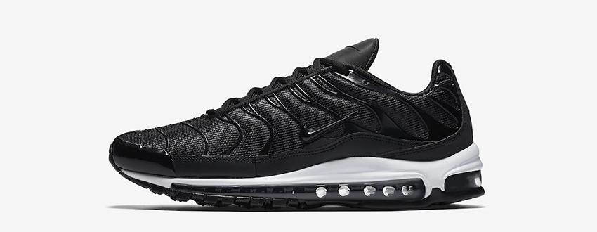 403a15d7fd Nike Air Max Plus 97 Black White Release Date AH8144-001 07