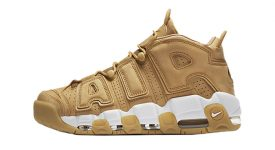 Nike Air More Uptempo Wheat Flax AA4060-200 Buy New Sneakers Trainers FOR Man Women in UK Europe EU Germany DE 04