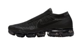 Nike Air VaporMax Laceless Black Buy New Sneakers Trainers FOR Man Women in United Kingdom UK Europe EU Germany DE 04