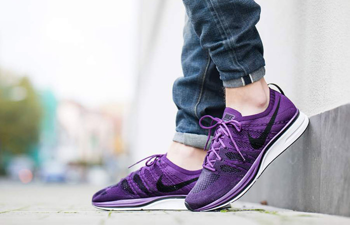 91a6bf3a2d1a Nike Flyknit Trainer Night Purple AH8396-500 Buy New Sneakers Trainers FOR  Man Women in ...