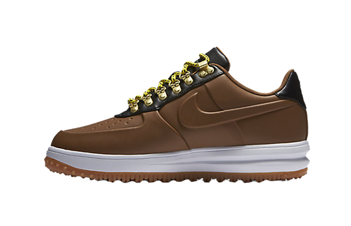 outlet store 160f3 0952c Nike Lunar Force 1 Duckboot Brown Ale AA1125-200 Buy New Sneakers Trainers  FOR Man ...