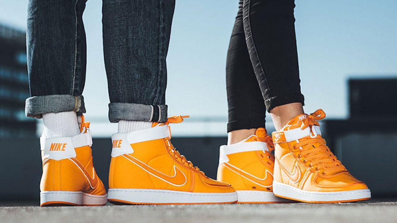 Nike Vandal High Supreme Doc Brown On