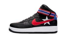 NikeLAB Air Force 1 High Riccardo Tisci Black AQ3366-001 Buy New Sneakers Trainers FOR Man Women in United Kingdom UK Europe EU Germany DE 04