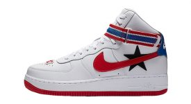 NikeLAB Air Force 1 High Riccardo Tisci White AQ3366-100 Buy New Sneakers Trainers FOR Man Women in United Kingdom UK Europe EU Germany DE 04