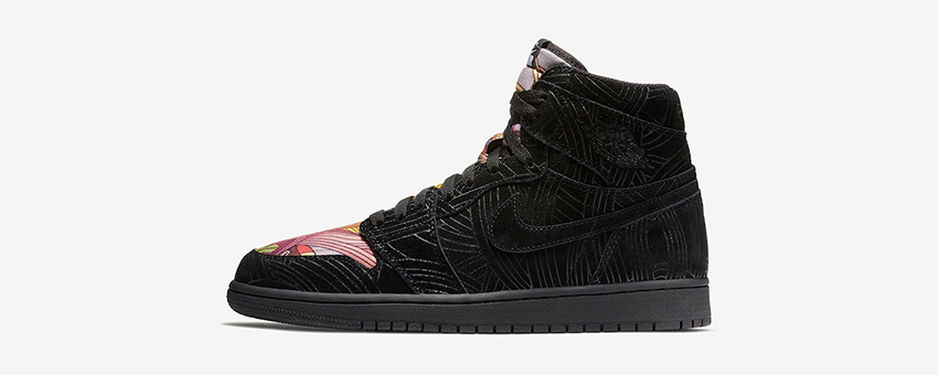 Official Take on the Nike Air Jordan 1 LHM Pomb Los Primeros 03