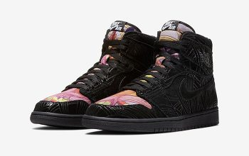 Official Take on the Nike Air Jordan 1 LHM Pomb Los Primeros Feature