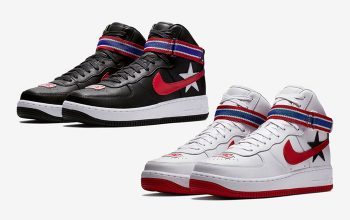 Riccardo Tisci NikeLAB Air Force 1 High Release Date AQ3366-100 AQ3366-001 Sneakers Trainers FOR Man Women in UK Europe EU DE feature