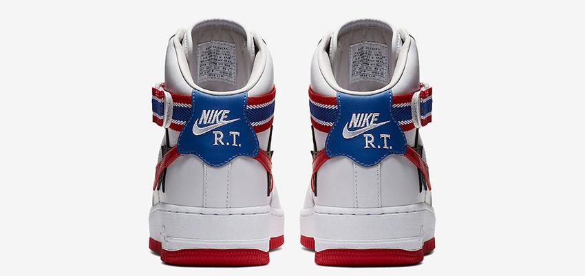 Riccardo Tisci NikeLAB Air Force 1 High Release Date AQ3366-100 AQ3366-001 Sneakers Trainers FOR Man Women in UK Europe EU Germany DE 01