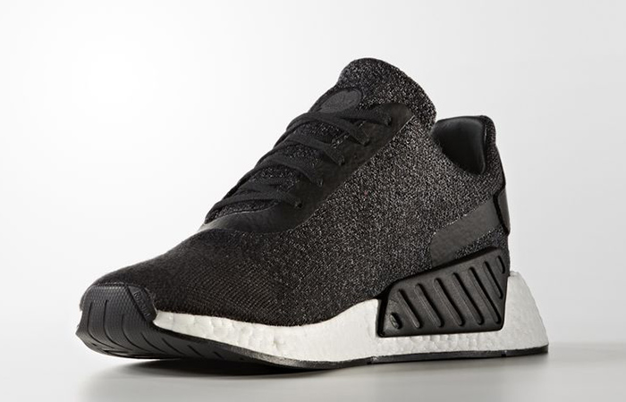 superior quality 25316 6ed24 Wings Horns adidas NMD R2 Black CP9550
