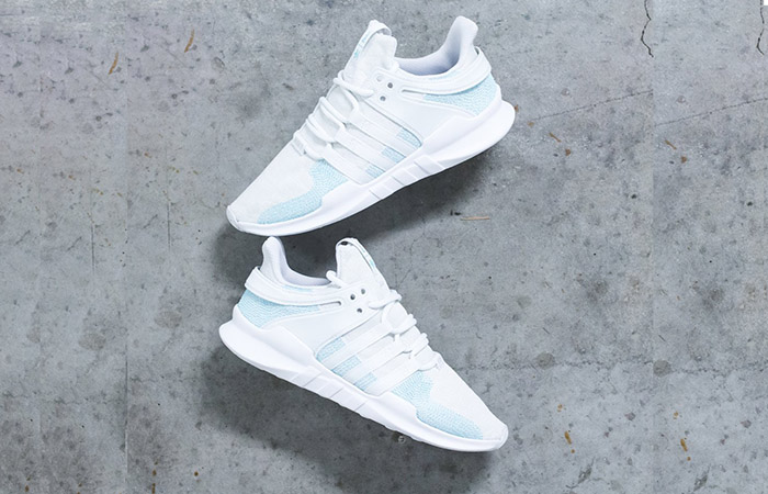 adidas EQT Support ADV Parley White AC7804 Buy New Sneakers Trainers FOR Man Women in UK Europe EU Germany DE 03