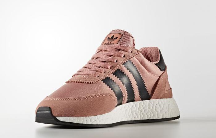 adidas Iniki Runner Raw Pink BY9095 02