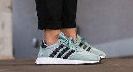 adidas Iniki Runner Tactile Green BY9096 01