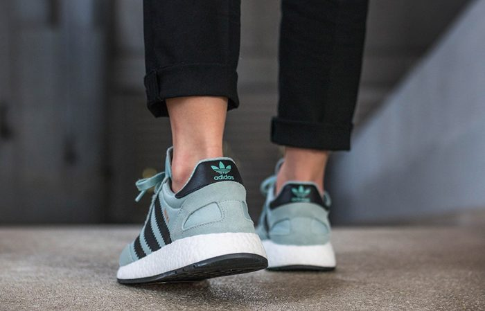 adidas Iniki Runner Tactile Green BY9096 02