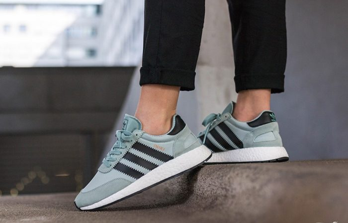 adidas Iniki Runner Tactile Green BY9096 03
