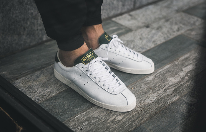 adidas Lacombe Shoes White   adidas UK