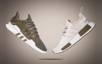 adidas NMD R1 Chalk and Olive Pack Release Date 10