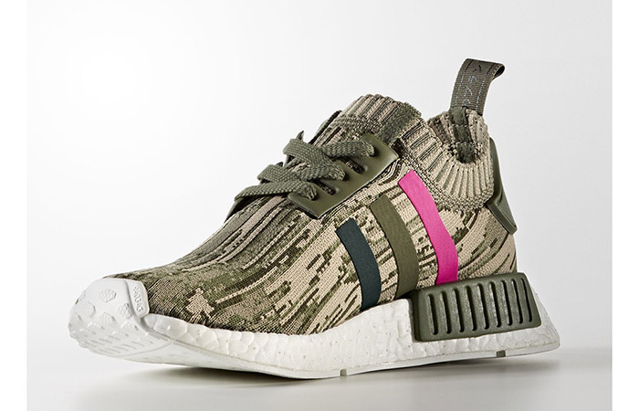 cc5fe0510117a ... adidas NMD R1 PK Japan Green Glitch Camo BY9864 Buy New Sneakers  Trainers FOR Man Women ...